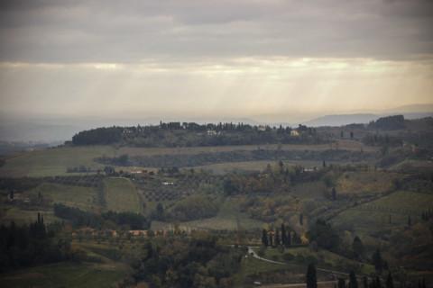 Il Panorama di San Miniato