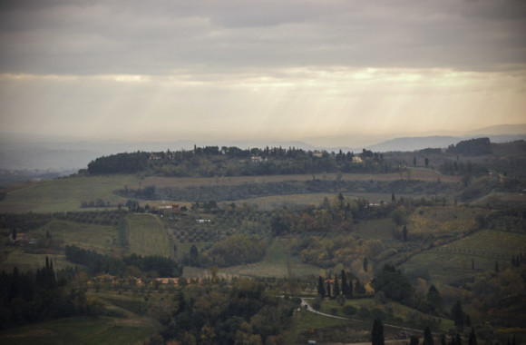 San Miniato landscape