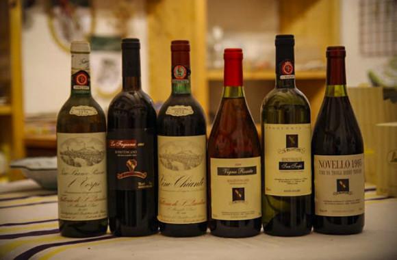 Treasures in the cellar